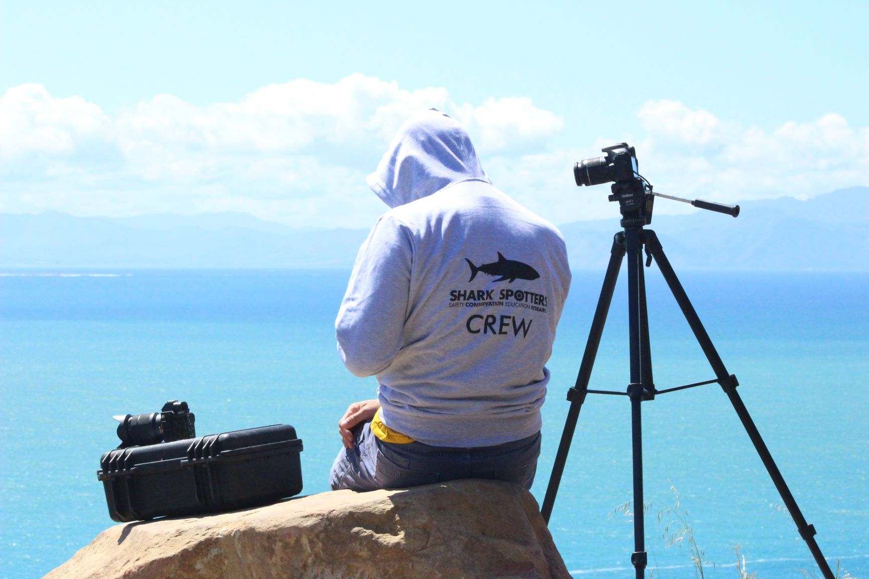 efc1af548d5c Fixed cameras will be used to collect footage of sharks in Fish Hoek bay  (c) Shark Spotters
